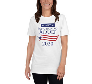 Any Functioning Adult 2020