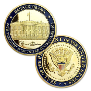 Barack Obama Commemorative Coin