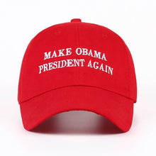 Load image into Gallery viewer, Make Obama President Again Hat