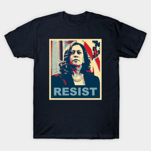 Kamala Harris Resist T-Shirt