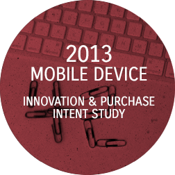 Mobile Device Innovation & Purchase Intent