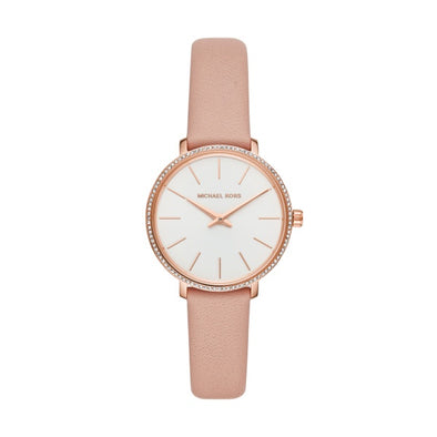 Michael Kors Pyper Rose Watch Pink Strap MK2803