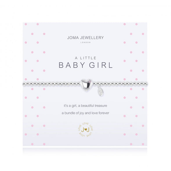 Joma Jewellery A Little Baby Girl Bracelet 1087