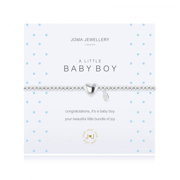 Joma Jewellery A Little Baby Boy Bracelet 1088