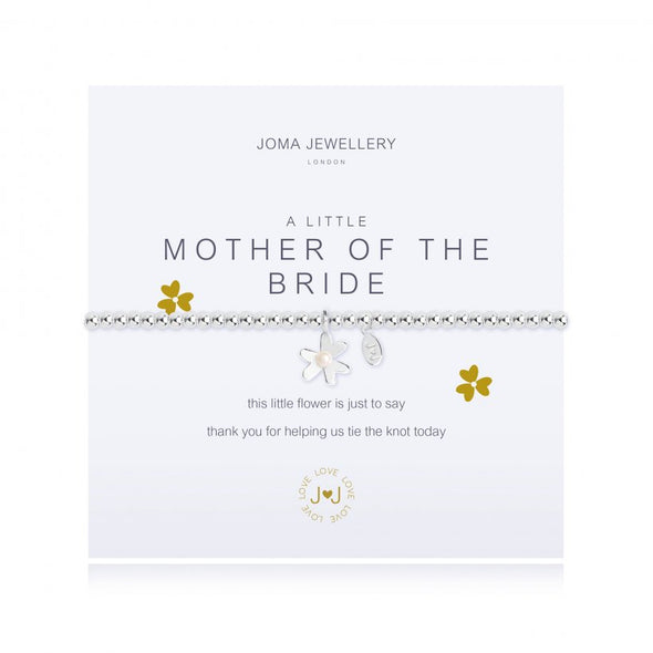 Joma Jewellery A Little Mother Of The Bride Bracelet 2542