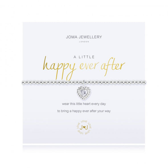 Joma Jewellery A Little Happy Ever After Bracelet 2701