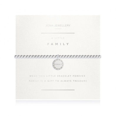 Joma Jewellery A Little Family Facetted Bracelet 3192