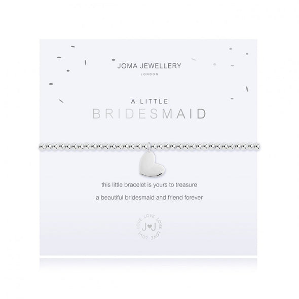 Joma Jewellery A Little Bridesmaid Bracelet 3619
