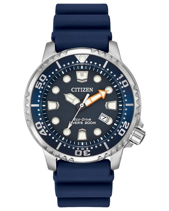 Citizen Promaster Diver Eco-Drive Gents Watch BN0151-09L