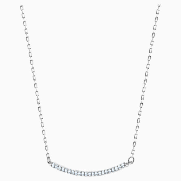 Swarovski Cubic Zirconia White Only Necklace 5470555