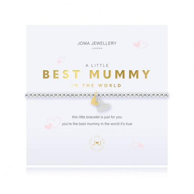Joma Jewellery - A little Best Mummy in the World Bracelet 4309