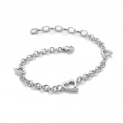 Hot Diamonds Warm Hear Bracelet DL564