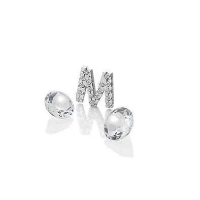 Hot Diamonds Anais Sterling Silver M Charm AC081