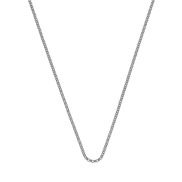 Hot Diamonds Silver Belcher Chain