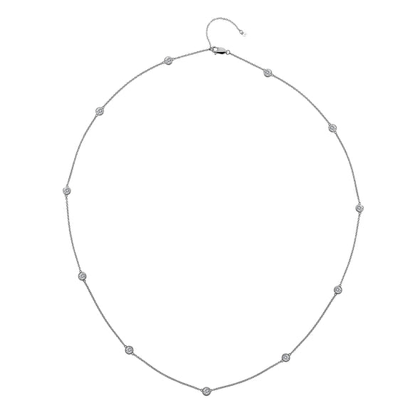 Hot Diamonds Silver Tender 60cm Necklace DN131