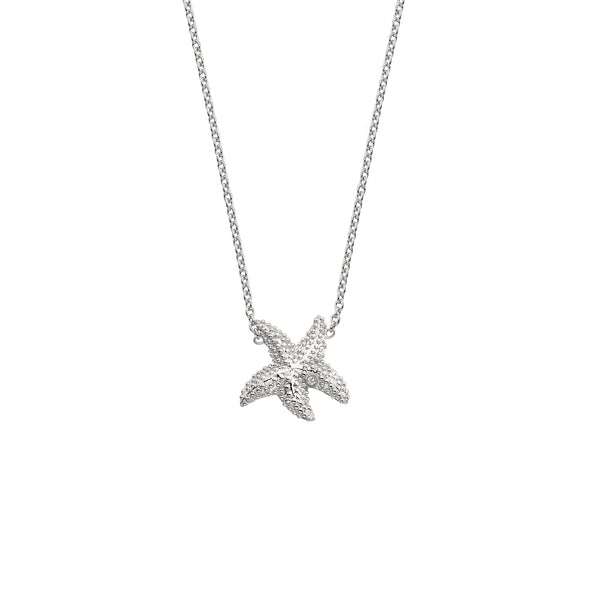 Hot Diamonds Eternal Love Starfish Necklace DN132