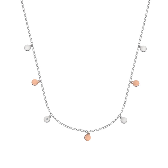 Hot Diamonds Monsoon Necklace DN137