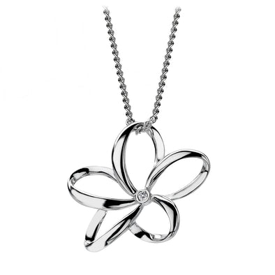 Hot Diamonds Sterling Silver Natural Pendant DP230