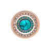 Hot Diamonds Emozioni Innocence & Healing Rose 33mm EC405