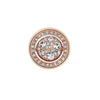 Hot Diamonds Emozioni Purity & Healing Rose Gold 25mm EC408