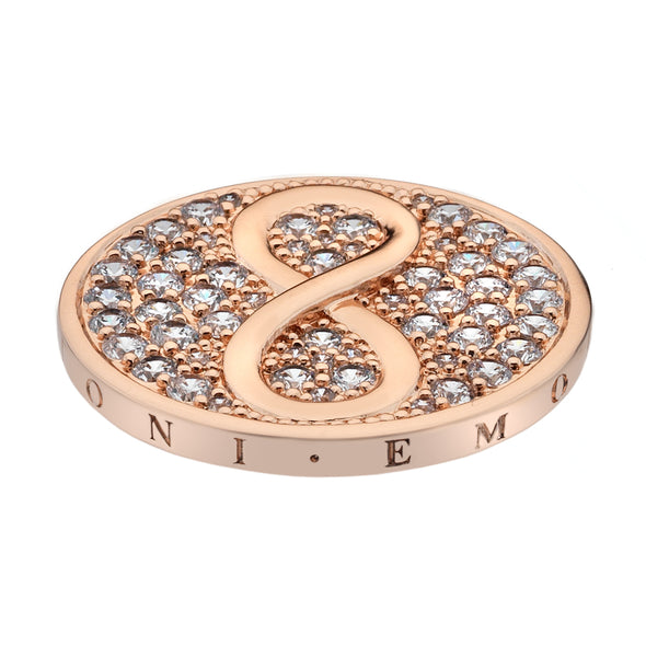 Hot Diamonds Emozioni Infinity Coin 33mm EC431