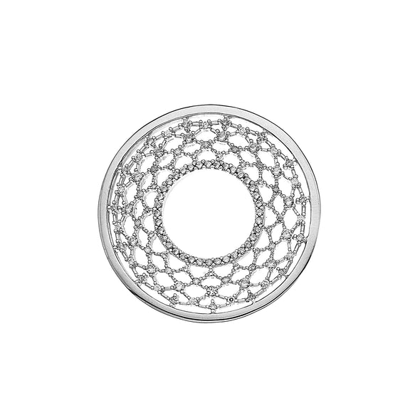 Hot Diamonds Emozioni 33mm Dreamcatcher reverse Coin