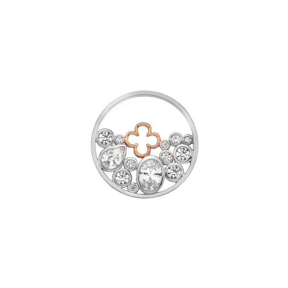 Hot Diamonds Emozioni Spirito Libero Flower 33mm EC503