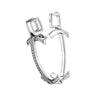 Hot Diamonds Emozioni Carezza Silver Keeper 25mm EK047