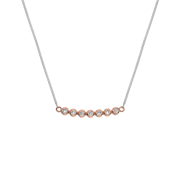 Hot Diamonds Luminoso Necklace EN005