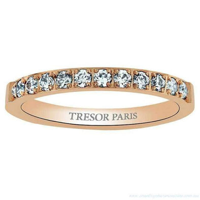 Tresor Paris Eclat Rose 6MM Ring 021066