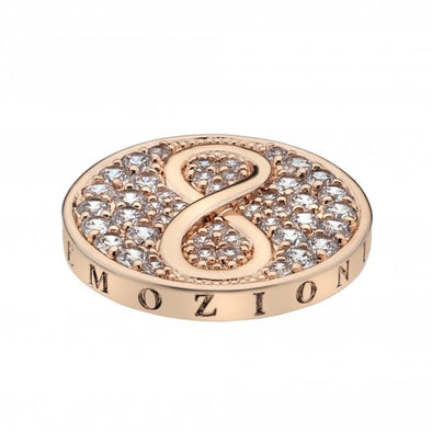 Hot Diamonds 25mm RGP Eternity and Empowerment Coin EC430