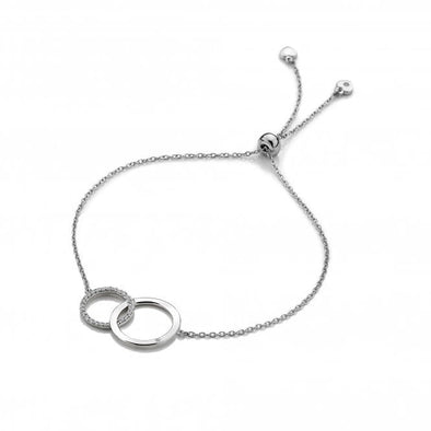 Hot Diamonds Striking Circle Bracelet DL568