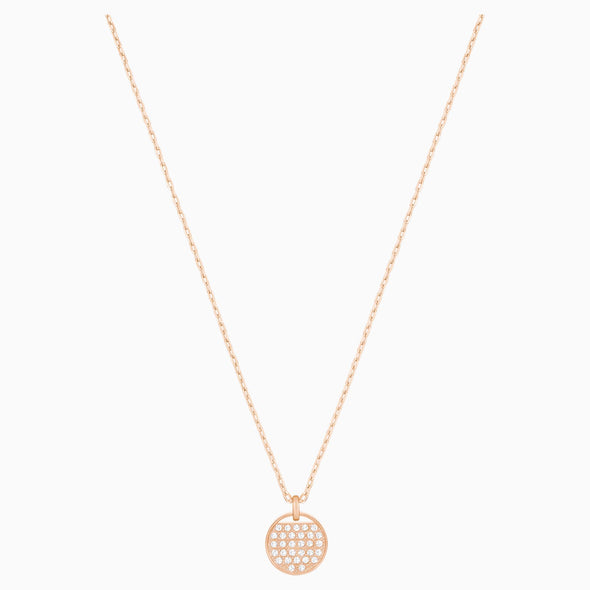 Swarovski Ginger Rose Gold Pendant 5265913