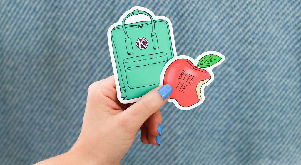 Ivy League Sticker Set