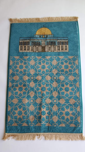 Prayer Mat - Dome of the Rock