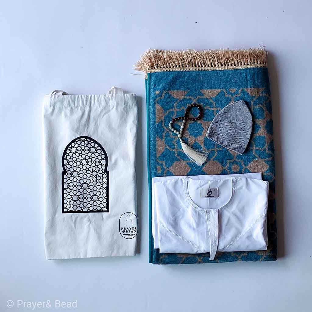 Prayer gift set for boys (4531304267825)
