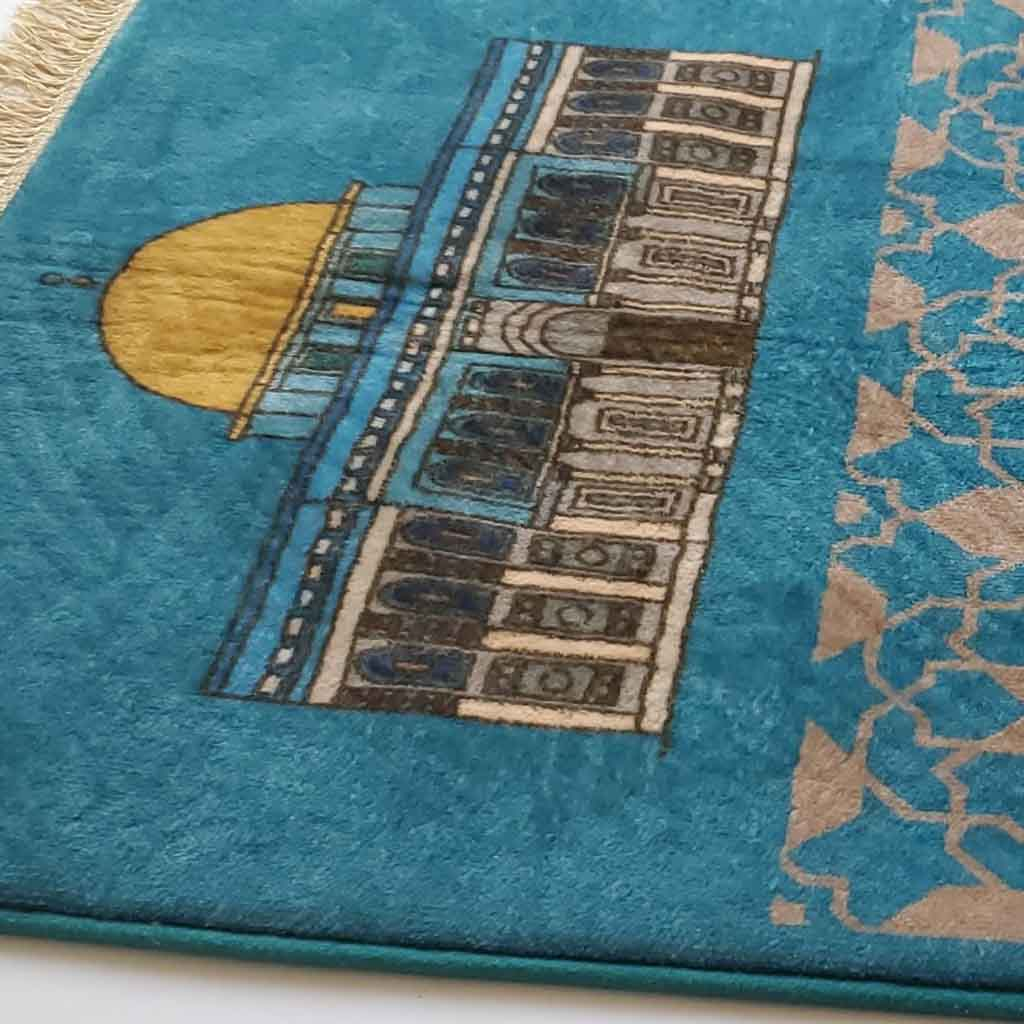 Prayer Mat - Dome of the Rock (4457338568753)