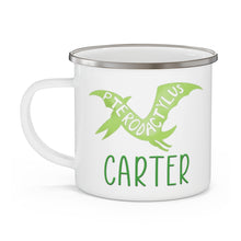 Load image into Gallery viewer, Personalized Dinosaur Mug07 -Pterodactylus