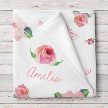 Load image into Gallery viewer, Baby Swaddle Fleece Blanket VII 07