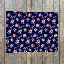 Load image into Gallery viewer, Baby Swaddle Fleece Blanket VI 07