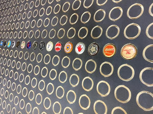Bottle Cap Displays