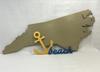 Medium North Carolina Sign - NC Proudly Display Your State - M Size