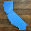 Extra Large California Sign - Proudly Display Your State - XL Size CA