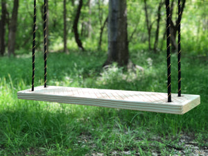 Large Wood Swing - 36""