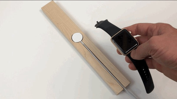 Apple Watch Charger Base V1 - Maple