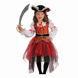 deguisement de pirate fille