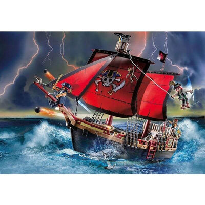 Bateau-Pirate-Playmobil-70411-animation