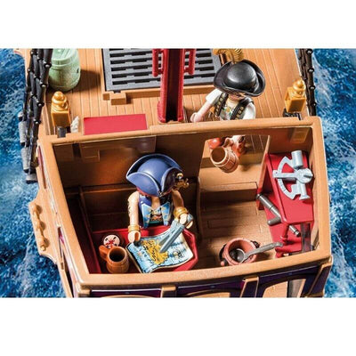 Bateau-Pirate-Playmobil-70411-details