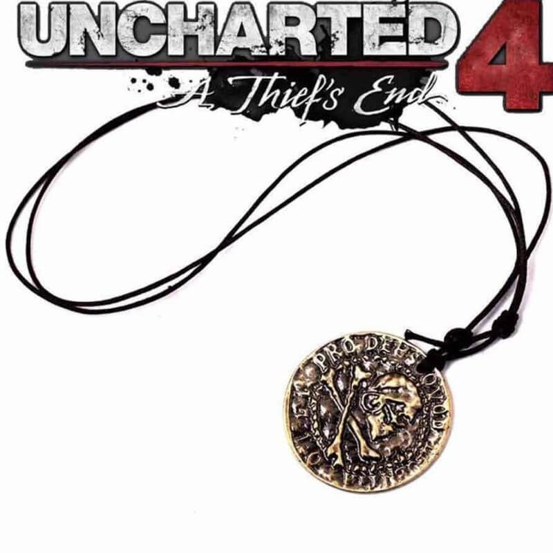 Collier Pirate - Uncharted 4