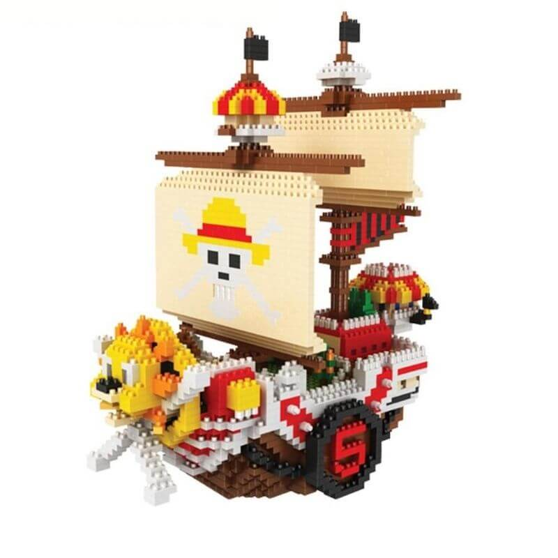Bateau Pirate - One Piece ( Grand )